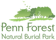 Penn Forest Natural Burial Park Logo